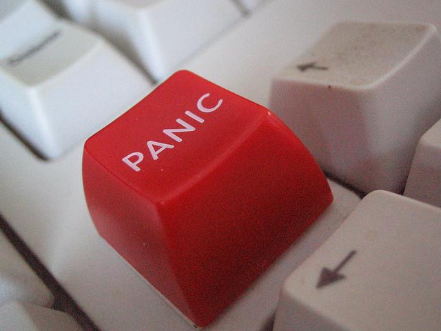 N-ai primit nimic de lucru… Nu te panica!