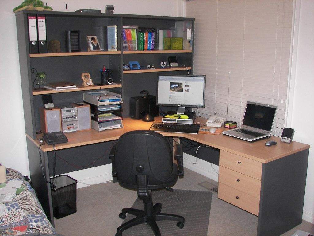 Biroul ideal… la tine acasă!