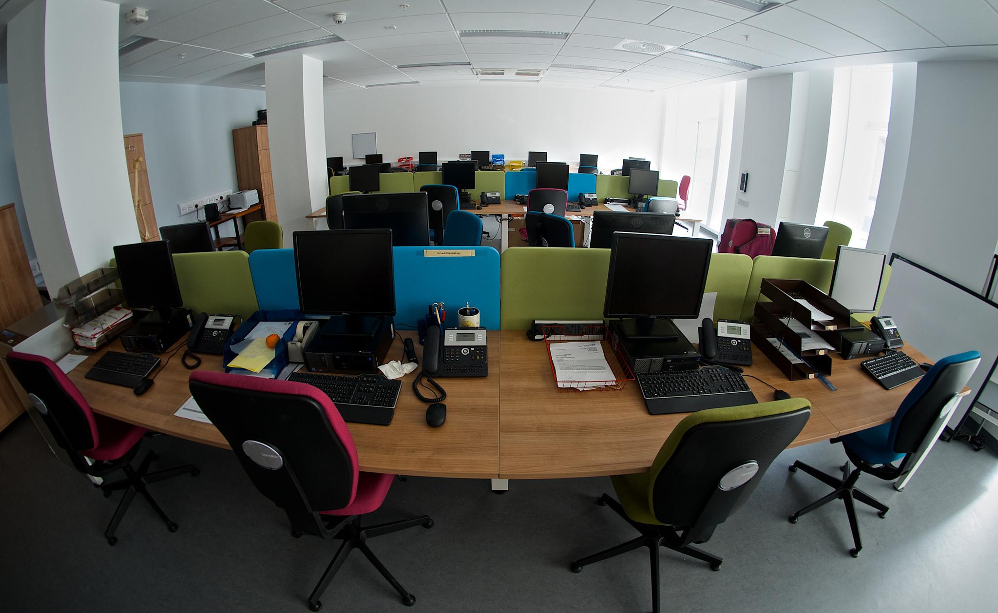Fost freelancer… înapoi la birou!