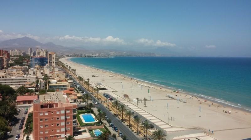 Plaja San Juan din Alicante, Spania – Villa Royal