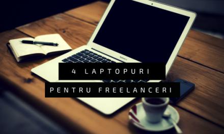 Lucrează de Oriunde cu Oricare din aceste 4 Laptopuri pentru Freelanceri