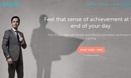 Cum să fii un freelancer mai productiv: Focus Booster App