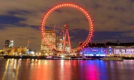 Londra, capitală turistică europeană