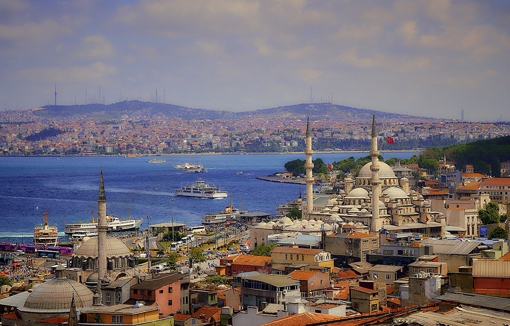 Istanbul în 3 zile. Cele mai importante obiective turistice