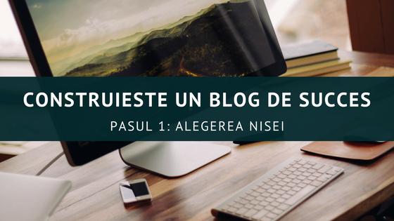 Construiește un blog de succes – Alegerea nișei