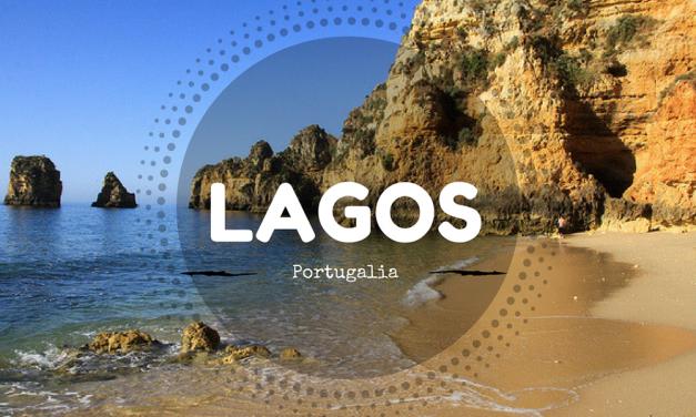 Lagos, Portugalia – relief abrupt, apă azurie şi nisip fin