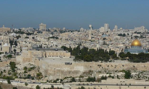 Turist în Israel. Sute de obiective de văzut