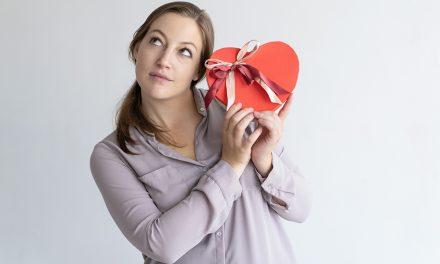 5 cadouri personalizate de Sfântul Valentin