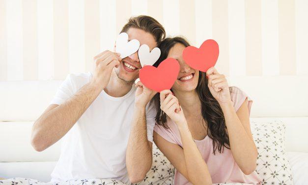 3 idei pentru o atmosferă ideală de Valentine's Day